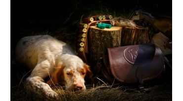 Снаряжение для охота – патронташ, ягдташ