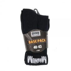 Носки Magnum Base Pack Black (36-39)