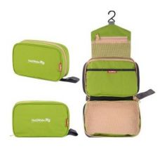 Несессер Vanity travel bag light olive green