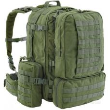 Рюкзак Defcon 5 EXTREME FAST RELEASE MODULAR FULL MOLLE BACK PACK OD ц:оливковый