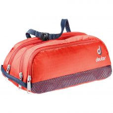 Косметичка Deuter Wash Bag Tour II колір 9311 papaya-navy (3900620 9311)