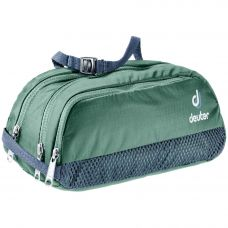 Косметичка Deuter Wash Bag Tour II колір 2331 seagreen-navy (3900620 2331)