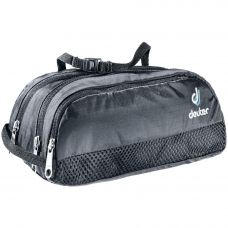 Косметичка Deuter Wash Bag Tour II колір 7000 black (3900620 7000)