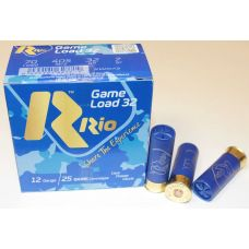 Патрон RIO Game Load-32 FW NEW 12/70 (3), 32 г б/к (1441.02.60)