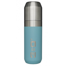 Термос Vacuum Insulated Stainless Flask With Pour Through Cap (750 ml, Turquoise) (STS 360SSVF750TQ)