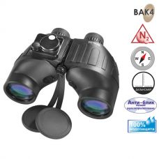 Бинокль Barska Battalion 7x50 WP/RT/Compass Illuminated Refurbished
